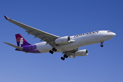 Hawaiian Airlines Airbus A330-200 N383HA
