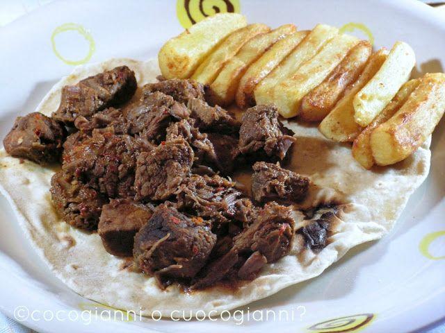 Cocogianni o cuocogianni?: CHILI CON CARNE, ROTI E PATATE FRITTE