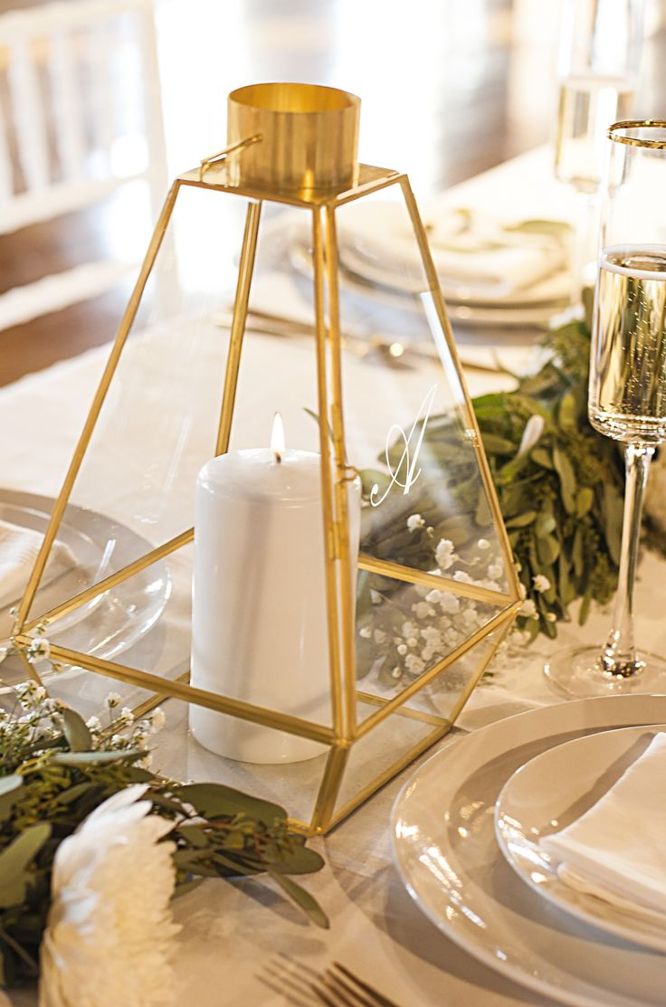 Glass Tables For Wedding Reception : Wedding table centerpieces handpicked ideas to