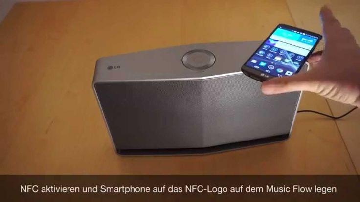 LG Music Flow in 3 Schritten mit dem Smartphone verbinden
