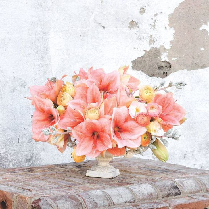 24 best Spring Flower Arrangements images on Pinterest | Spring ...