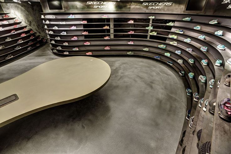 Skechers TR - Performance Showroom - Picture gallery