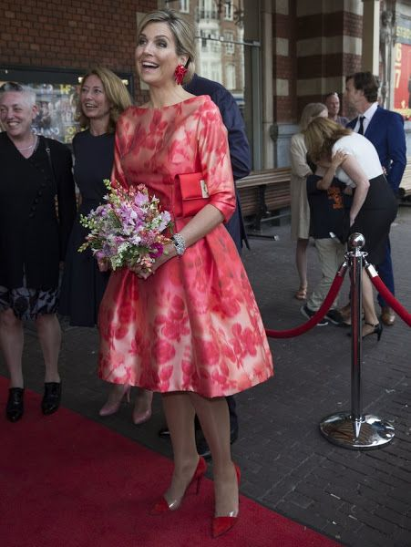 King Willem-Alexander and Queen Maxima opens Holland Festival. King Willem-Alexander and Queen Maxima of The Netherlands attends the opening of Holland Festival on June 4 2016 in Amsterdam, The Netherlands. The Holland Festival is the oldest and largest performing arts festival in the Netherlands. It takes place every June in Amsterdam. It comprises theatre, music, opera and modern dance. In recent years, multimedia, visual arts, film and architecture were added to the festival roster.