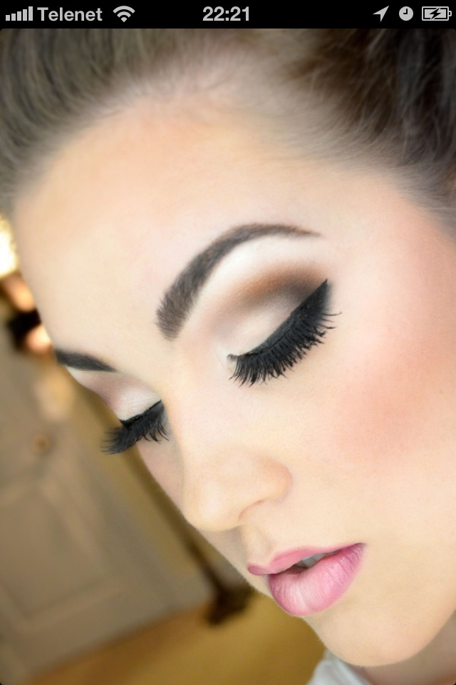 Casual.Eyeliner