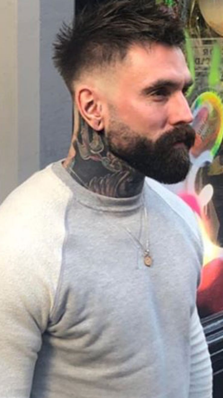 pompadour hair styles the 25 best faded beard styles ideas on 3260