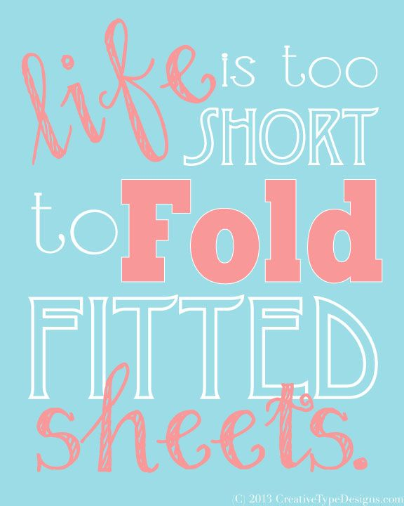 Free Laundry Room Printable. 3 Color Options!--- this is how I feel. I can never get them right!!!