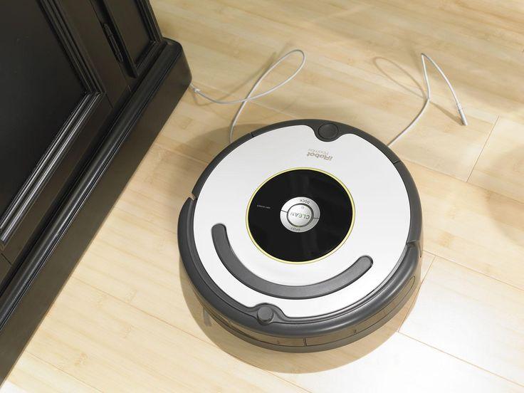 Robô Aspirador de Pó iRobot 33W com Filtro Aerovac Roomba 620 - Aspiradores - Magazine Luiza