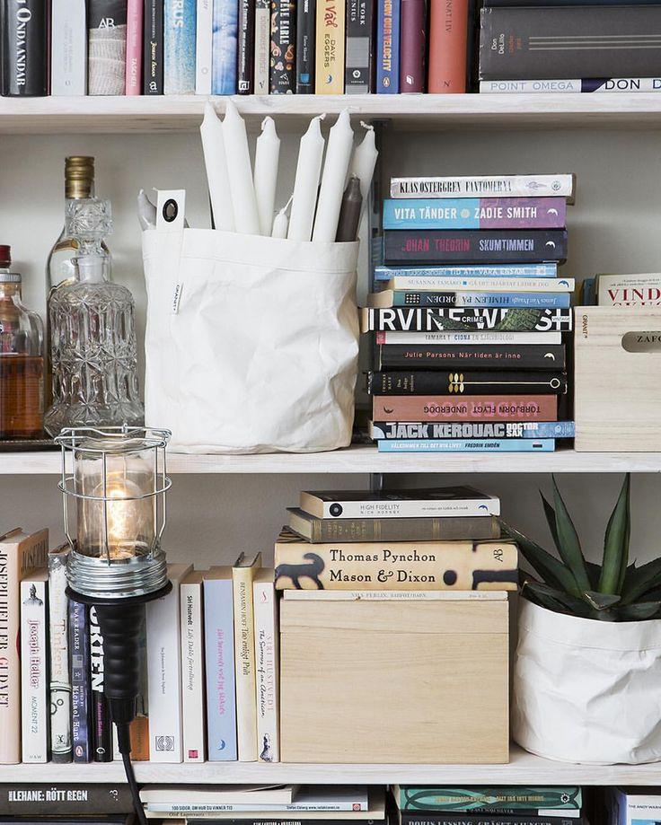 """1,835 tykkäystä, 12 kommenttia - GRANIT (@granit) Instagramissa: """"Förvaringskorg eller kruka i vaxat papper, finns i 4 olika storlekar. ⠀ Från 79 kr⠀ ---⠀ Storage…"""""""
