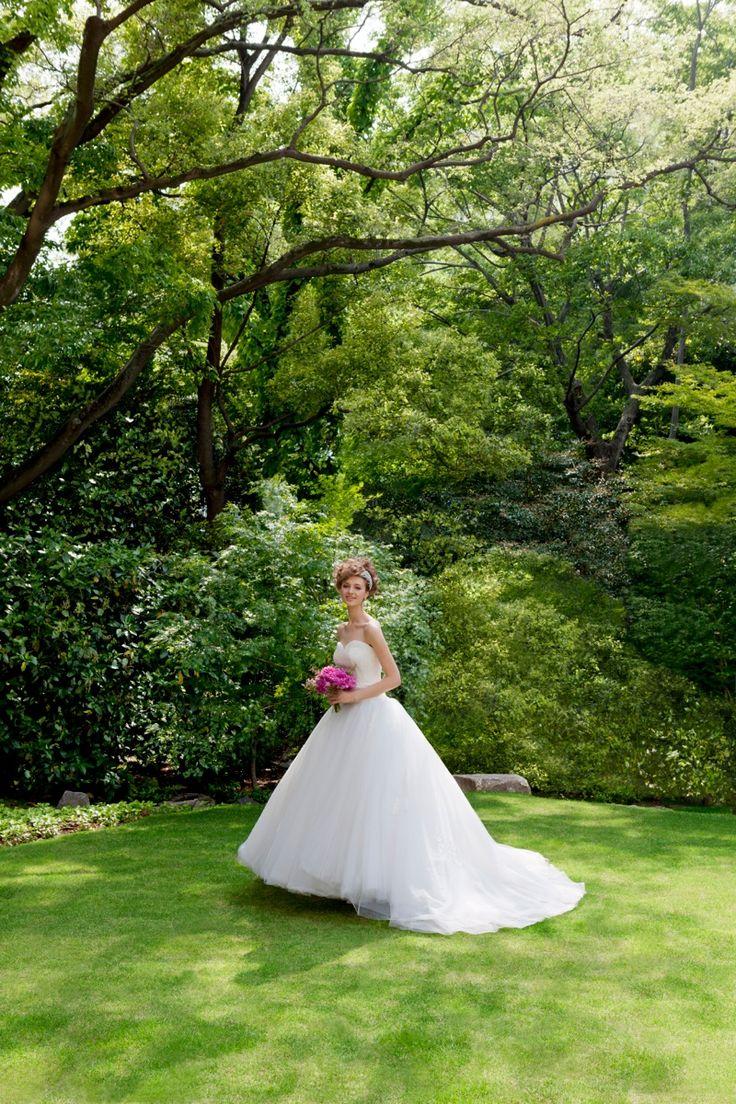 Tender  #NOVARESE #weddingdress #tulle #princessline