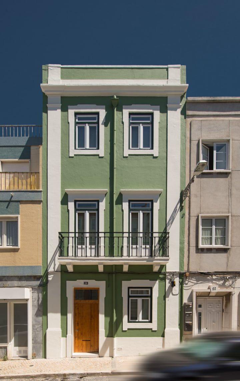 Embaixador House by ARRIBA