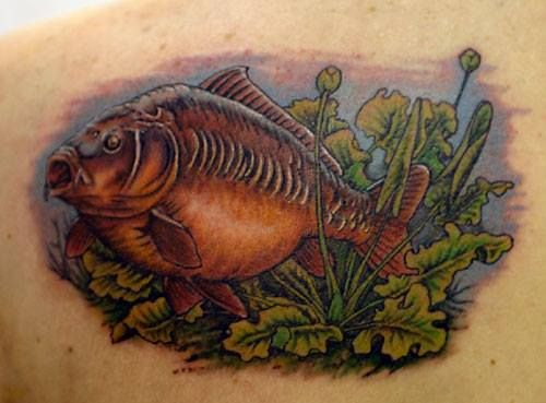 62 best Fishing Tattoos images on Pinterest | Fishing ...