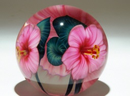 Kela's Art Glass Paper Weights