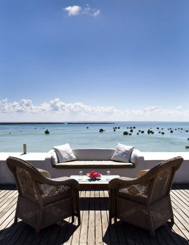 Ibo Island Lodge - Pemba, Mozambique