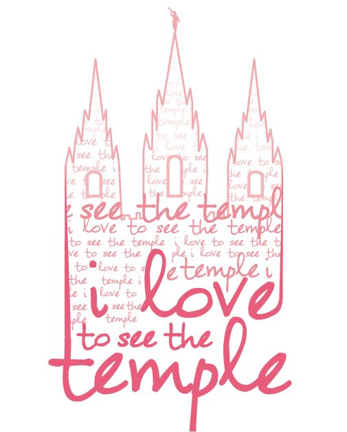 Isnt this the cutest.Lds Temples Pictures, Room Printables Girls, Temples Prints, Little Girls Room, Cupcakes Toppers, Diy Cupcakes, Design For Printables Quotes, Little Girl Rooms, Churchy Ideas