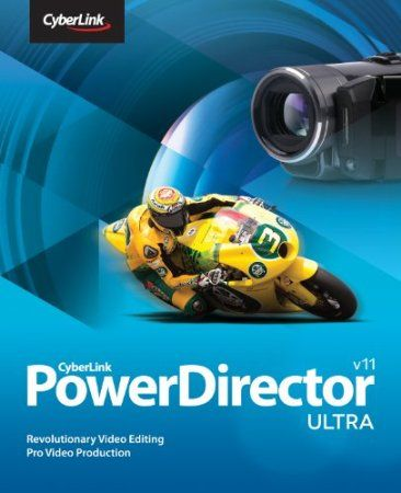 CyberLink PowerDirector 11 Ultra provides the fastest and most powerful way to create home videos. Packed with innovative video technologies to speed up video processing time, PowerDirector 11 Ultra comes with more than 100 built-in effects and access to more than 300,000 free effects at CyberLink's DirectorZone.com online community, allowing you to create pro-looking home videos with ease.  Price: $99.95