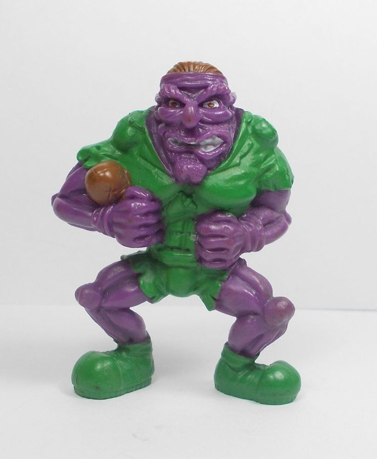 Monster in my Pocket - A4 Scrundown - Sports Stars - Mini Toy Figure