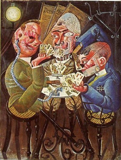 Histoire des arts: Otto Dix, L'art et la guerre (la 1ère guerre mondiale)