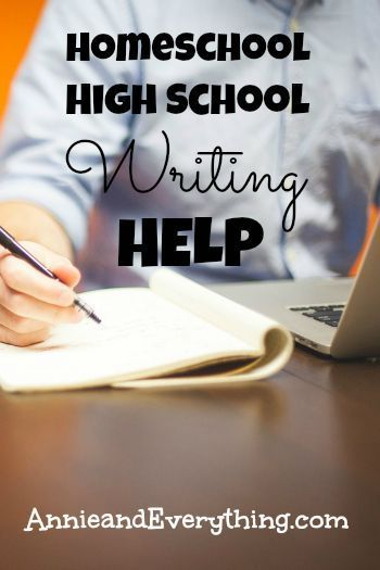 Choosing Homeschool High School Writing Curriculum? Here's what we've used, as well as links to other reviews and resources.