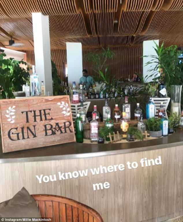 Image Result For Gin Bar Display Gin Party Bar Displays Gin Bar Gin