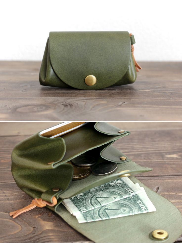 leather wallet   Duram Factory