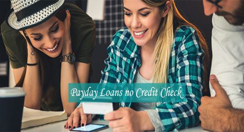 Find Best Deals on Payday Loans with no Credit Check Payday loans with no credit check option are the best funding sources when the need is for quick funding on easy repayment schedule. The lenders, selected by the brokers, do not consider the credit history of the borrowers. #Loans #Finance #NewYork