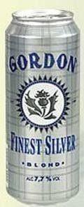 Gordon Finest Silver Blonde