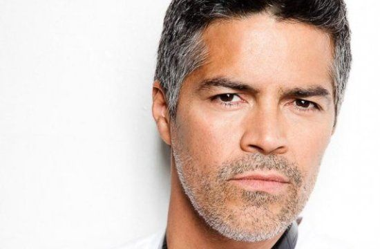 actors with salt and pepper hair | The Gen-X Files: Top 7 Silver Foxes! Men Making Premature Gray Look ...Esai, Esai, Esai!