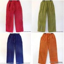 Nepalese Light Khaddar Unisex Cotton Trouser