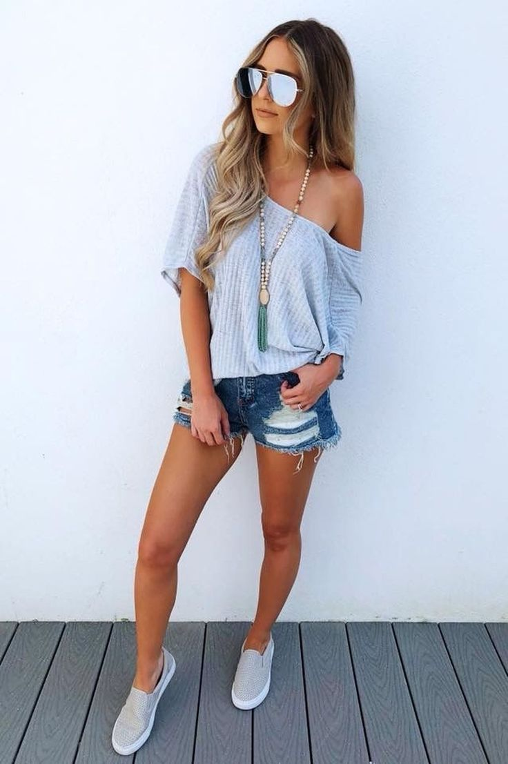 38 Classy Shorts Summer Outfit Ideas For Women – Martin Krotz