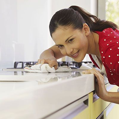 How to quick-clean your kitchen