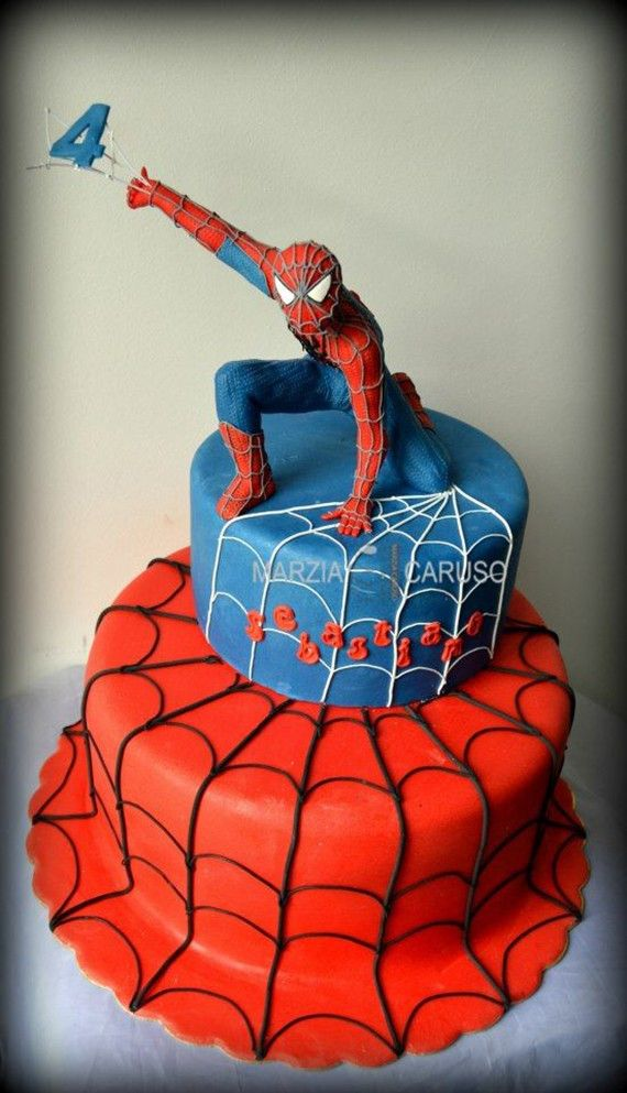 jeux de gateau spiderman les recettes populaires blogue le blog des g teaux. Black Bedroom Furniture Sets. Home Design Ideas