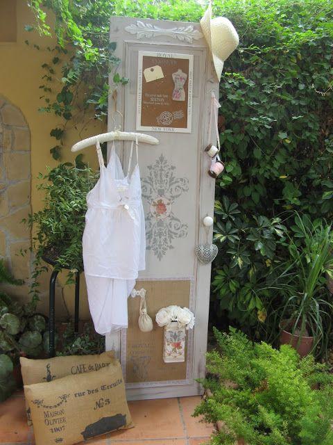 17 mejores ideas sobre persianas viejas en pinterest - Ideas decoracion reciclando ...