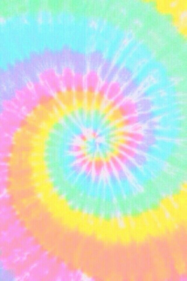 Pastel Tie Dye phone background Iphone background