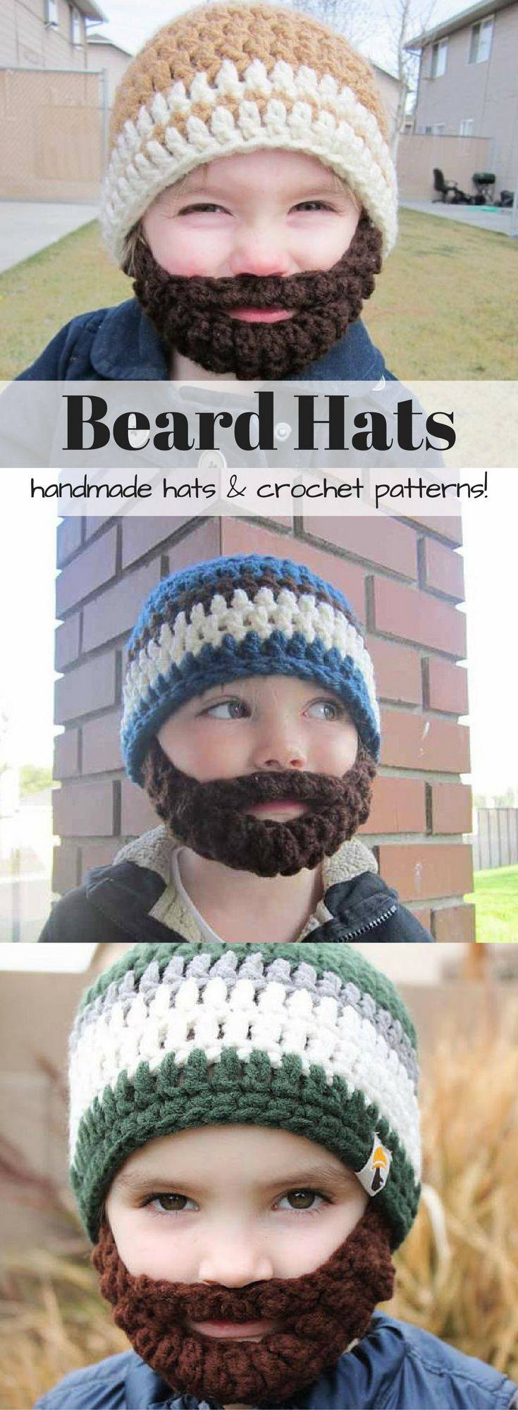 Best 25 beard hat ideas on pinterest crochet beard hat baby i love the bobble stitch beards i would love to make one of these but when will i get the time bankloansurffo Images