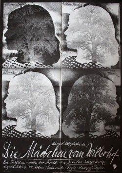 """Panny z Wilka"" - Andrzej Wajda (1979) - Designer Otto Kummert"