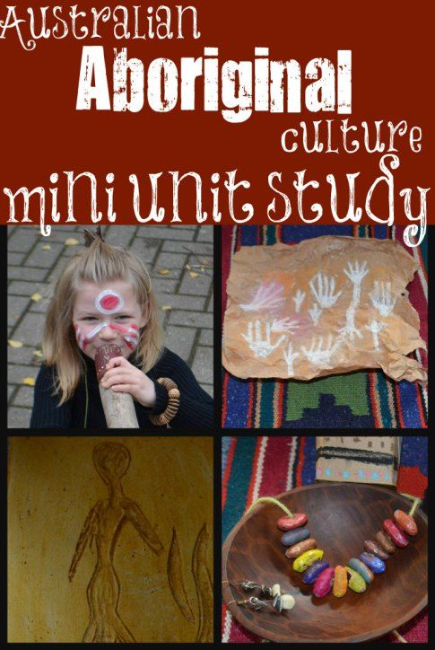 Australian-aborigines-unit-study-hands on-activities                                                                                                                                                                                 More
