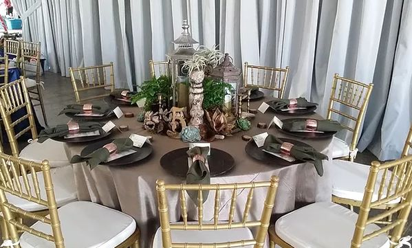 Add Some Pizzazz to Your Wedding Rental Linens: https://www.amlinenrental.com/single-post/2018/01/16/Add-Some-Pizzazz-to-Your-Wedding-Rental-Linens