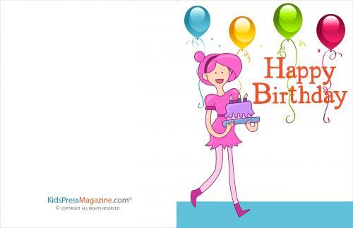 Birthday Cards #15  #birthday #free #printable