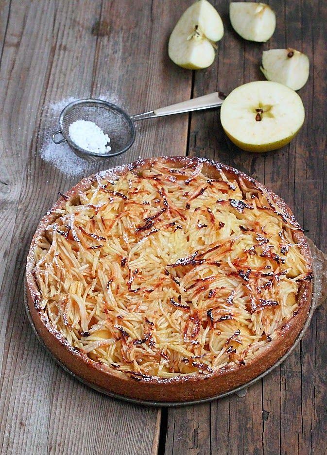 Délices d'Orient: Tarte pommes en pagailles de Christophe Felder