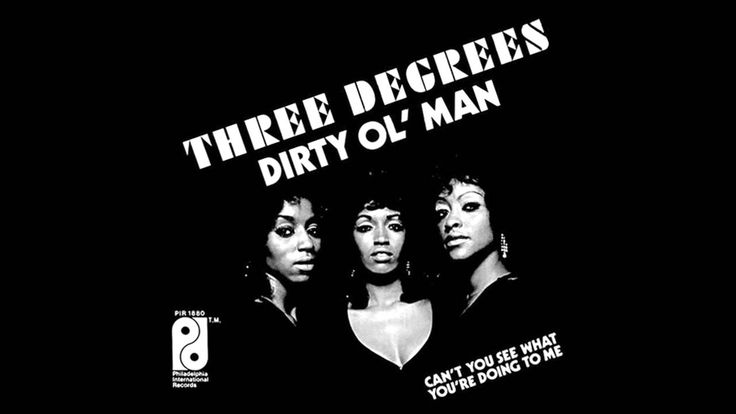 """The Three Degrees - Dirty Ol' Man (12"""" Extended Mix) [HD]"""
