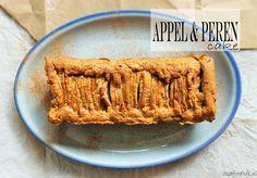 Zondag is het Moederdag, een mooi moment om deze gezonde en geraffineerde suikervrije appel en peren cake te bakken. Een suikervrij en gezond recept!