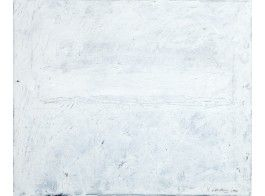 Reino Hietanen: Tammikuu, 1996, akryyli, 38x46 cm - Hagelstam K128