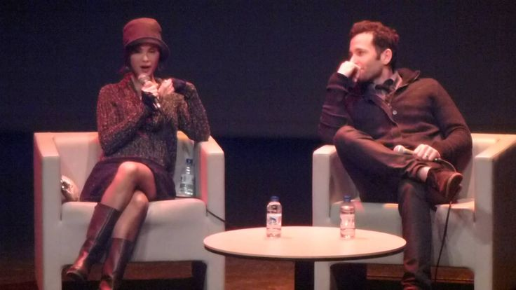 Fairy Tales Convention - Keegan Connor Tracy about her best moments on a...