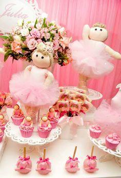 bailarina pink festa - Pesquisa Google