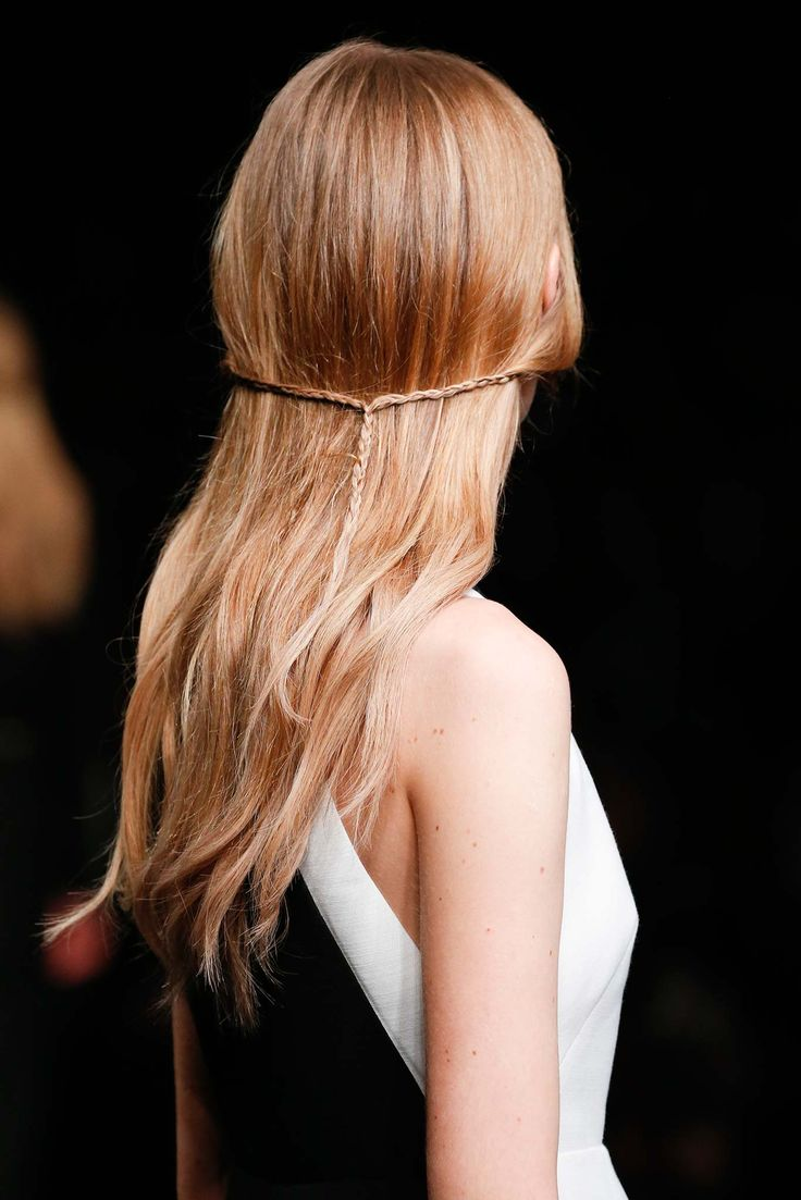 HAIR: Valentino Fall 2015 #PFW