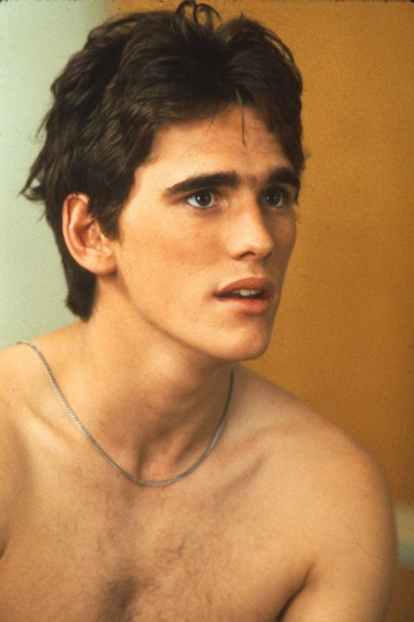 Matt Dillon back in the day.