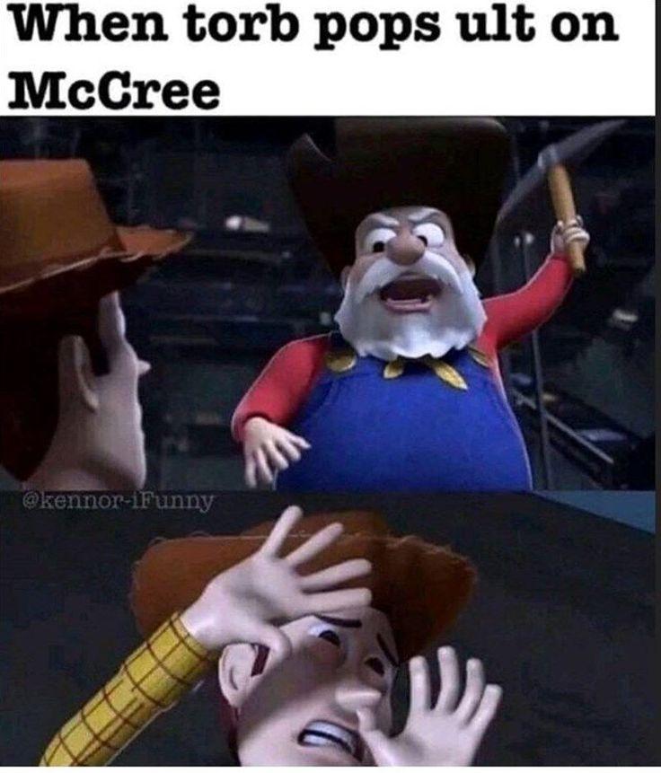 50 Overwatch Memes & Comics