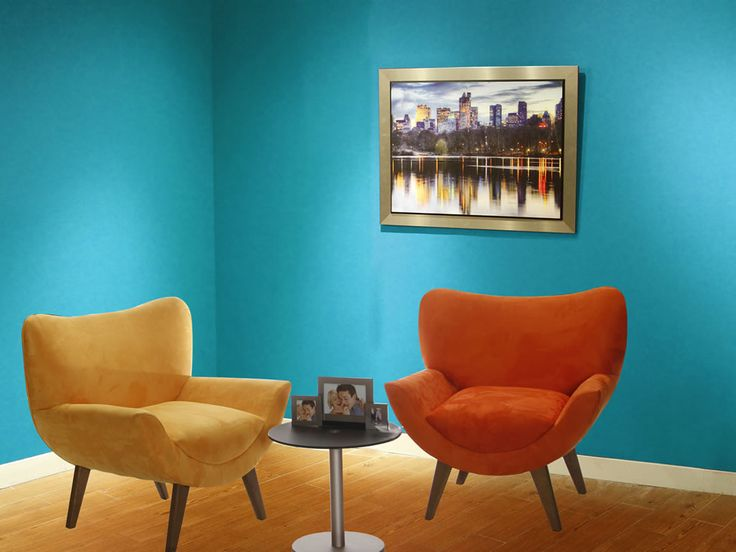 Milan Sillón Contemporáneo Naranja-Liverpool es parte de MI vida