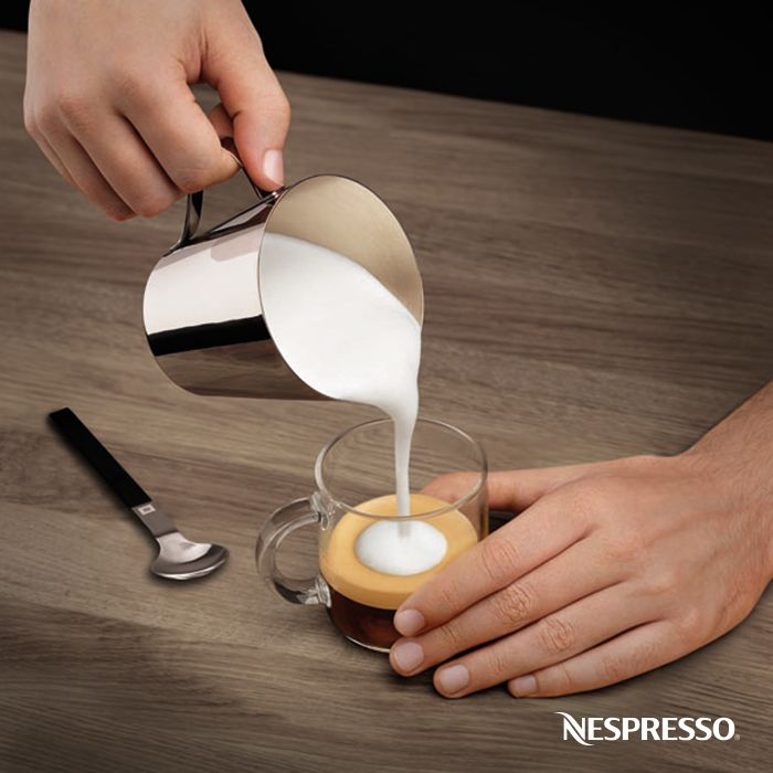 207 best NESPRESSO . images on Pinterest   Cook, Iced latte and Life