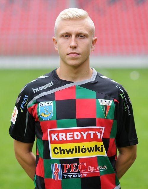 Dawid Błanik - GKS Tychy